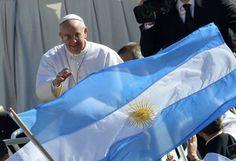 El Padre Bergoglio, el Papa Francisco, el primer Papa Argentino