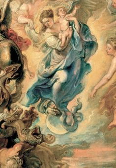 Woman Of The Apocalypse | ... The Fleeing Woman Of Revelation 12: The Abomination in the Churches