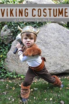 25 Handmade Creative Kids Halloween Costumes Part 1 – PinLaVie.com