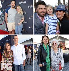 Tapis rouge d'Odysséo de Cavalia avec Chéli, Sarah-Jeanne Labrosse, Mylène St-Sauveur et Suzanne Clément | HollywoodPQ.com