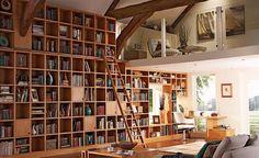 Cozy Reading Room Interior Idea (58)