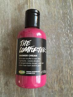 The Comforter shower cream lush