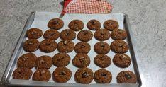 Ελληνικές συνταγές για νόστιμο, υγιεινό και οικονομικό φαγητό. Δοκιμάστε τες όλες Cookie Pie, Dessert Recipes, Desserts, Love Is Sweet, Healthy Snacks, Biscuits, Muffin, Cookies, Breakfast