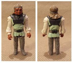 Star Wars Nikto vintage Action figure - LFL 1983 by essenzials on Etsy