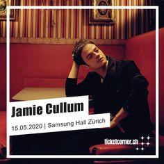 Letztes Jahr hat er noch das Montreux Jazz Festival beglückt und bald schon bringt er das Publikum in der Samsung Hall zum Träumen: Jamie Cullum kommt in die Schweiz!  🎟️✨ Tickets gibt's ab dem 13. September um 10 Uhr. Jamie Cullum, Ticket, Montreux Jazz Festival, Samsung, Pop Rocks, September, Music, Fictional Characters, Biography