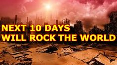 Anonymous: Next 10 Days Will Rock The World. 12-3-16