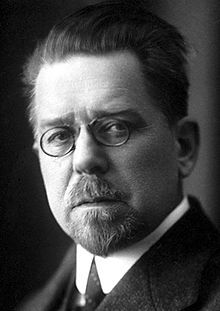 Władysław Reymont (7 May 1867 – 5 December 1925) was a Polish novelist and the 1924 laureate of the Nobel Prize in Literature.[1] His best-known work is the award-winning four-volume novel Chłopi (The Peasants).