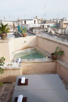 Backyard Pool Designs, Small Backyard Pools, Small Pools, Mini Swimming Pool, Mini Pool, Rooftop Garden, Rooftop Terrace, Mini Piscina, Piscine Diy