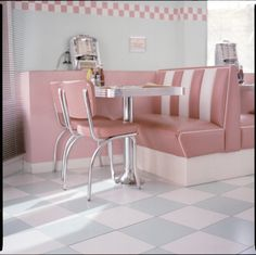 I wish I knew of a diner like this.