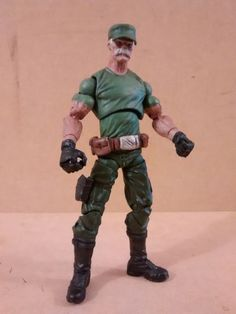 General Ross (Marvel Legends) Custom Action Figure [general ross1]