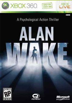 Xbox 360 - Alan Wake by Microsoft Game Studios