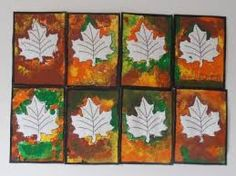 Image result for art visuel automne