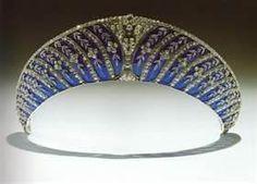English Enamel Royal Tiara - Bing Images