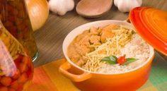10 receitas de strogonoff de frango para não deixar ninguém com fome