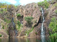 Travel to Litchfield at Litchfield National Park in Northern Territory Australia, Litchfield is approx. 120klm from Darwin