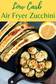 Zucchini in the air fryer is a delicious way to enjoy the fresh summer veggie. The air fryer allows you to create crispy chips and fries that are perfect for dipping and sharing with your family and friends. Our easy, quick recipe makes the perfect snack or side dish that you can enjoy or serve any time! Best Vegetarian Recipes, Vegetarian Cooking, Quick Recipes, Side Dish Recipes, Clean Eating Recipes, Side Dishes, Delicious Recipes, Keto Recipes, Crispy Chips