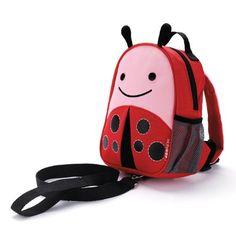 Skip Hop Zoo Safety Harness, Pink Ladybug Skip Hop http://www.amazon.com/dp/B00FE8BJ6C/ref=cm_sw_r_pi_dp_qA6sub1AZDGJB