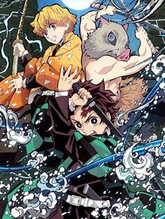 Read Kimetsu No Yaiba / Demon slayer full Manga chapters in English online! Demon Slayer, Slayer Anime, Manga Art, Manga Anime, Slayer Tattoo, Hirsch Tattoo, Fan Art Anime, Anime Tattoos, Animation