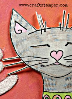 Fliss Goodwin for That's Crafty www.craftstamper.com www.thatscrafty.co.uk