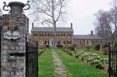 What to see - Tour Stafford Virginia - Stafford is near Fredericksburg, VA Chatham Manor, Stafford Virginia, Places To See, Places Ive Been, Wonderful Places, Beautiful Places, Early American Homes, Fredericksburg Virginia, Virginia Is For Lovers