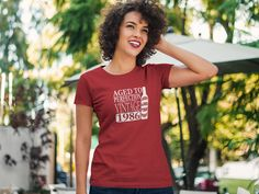1986 Aged to Perfection, Vintage Wine 30th Birthday Party T-shirts for Women and Men. Secure checkout.