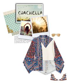"""""""Show Time: Best Festival Trend"""" by takemetotheburrow ❤ liked on Polyvore featuring Anja, Mes Demoiselles..., Anine Bing, OneTeaspoon and festivalfashion"""