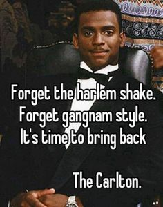 Lets bring back The Carlton