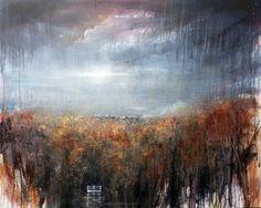 Anthony Garratt, Arnos Vale, 150 x 120cms