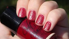 Life and Polish: Cult Nails Quench & Some Konad