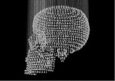 Luminous Skeletal Lighting