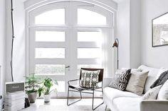 Эта маленькая квартирка площадью всего 33 квадратных метра находится в шведском городе Гетеборг