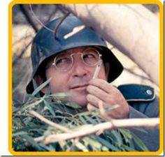 laugh in | Arte Johnson as Wolfgang the German soldier on Laugh-In.....verrrrry interesting....  : )