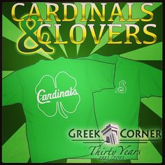 2014 St. Patrick's Day Themed T-Shirts