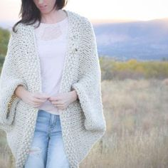 Everyone's going mad for this Cocoon Shrug Knitting Pattern Free Tutorial and you will too. Check out all the gorgeous ideas now.