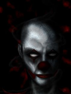 Asshole Clown by milkfork