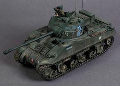 Sherman Firefly Vc by Chris Wauchop (Tasca 1/35)