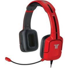 Kunai Stereo Headset for Nintendo Wii U® and 3DS® - Red  Tritton TRI571020N03/02/1  NEW!  #red #headset   Price: $49.13