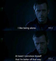 Alone...?