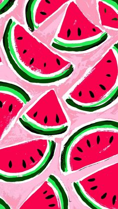 Watermelons home screen