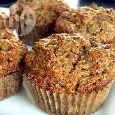 Muffins au son et bananes @ qc.allrecipes.ca