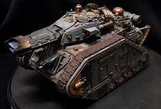 Leman Russ Incinerator - Warhammer 40k - Wikia