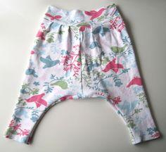 Toddler Harem Pants - Another Dress