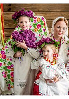 Жіноча вишиванка та дитяча вишиванка для дівчинки з елементами традиційної  української вишивки. Схема сорочки в 42e194cb48de9