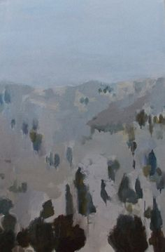 "For Sale: Sky and Trees by Pamela Munger | $250 | 24""w x 36""h 