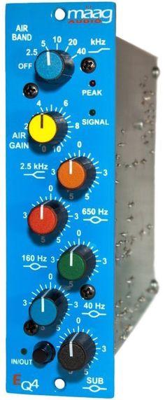 Maag Audio EQ4 - 500 Series - Recording - Pair $1700