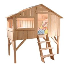 Tree house bed from The Conran Shop | Children's beds | PHOTO GALLERY | Homes & Gardens | housetohome.co.uk