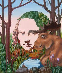 Victor Molev: Mona Lisa (Ground)