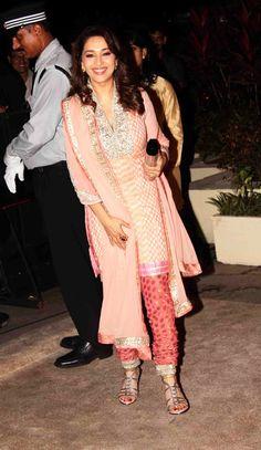 Madhuri Dixit looks so cute!