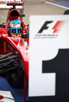 Round 3, UBS Chinese Grand Prix 2013, Race Winner, Fernando Alonso (1h36m26.945), Scuderia Ferrari