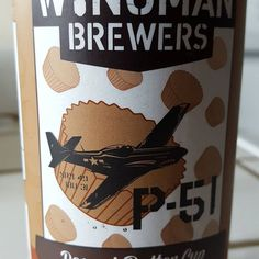 A little booze to get you through Monday #wingmanbrewers #peanutbuttercup #porter with #peanutbutter & #chocolate #tacoma #wa Definitely peanut butter & chocolate notes.  #beerlover #chocolate #chocoholic #chocolatelover
